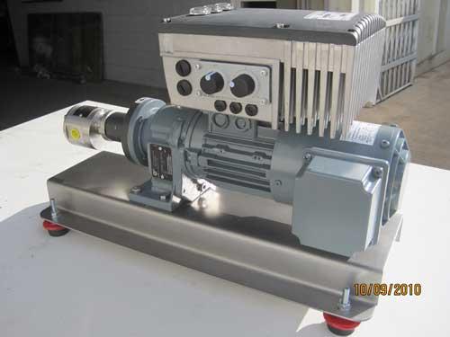 Bomba acoplamiento magnetico