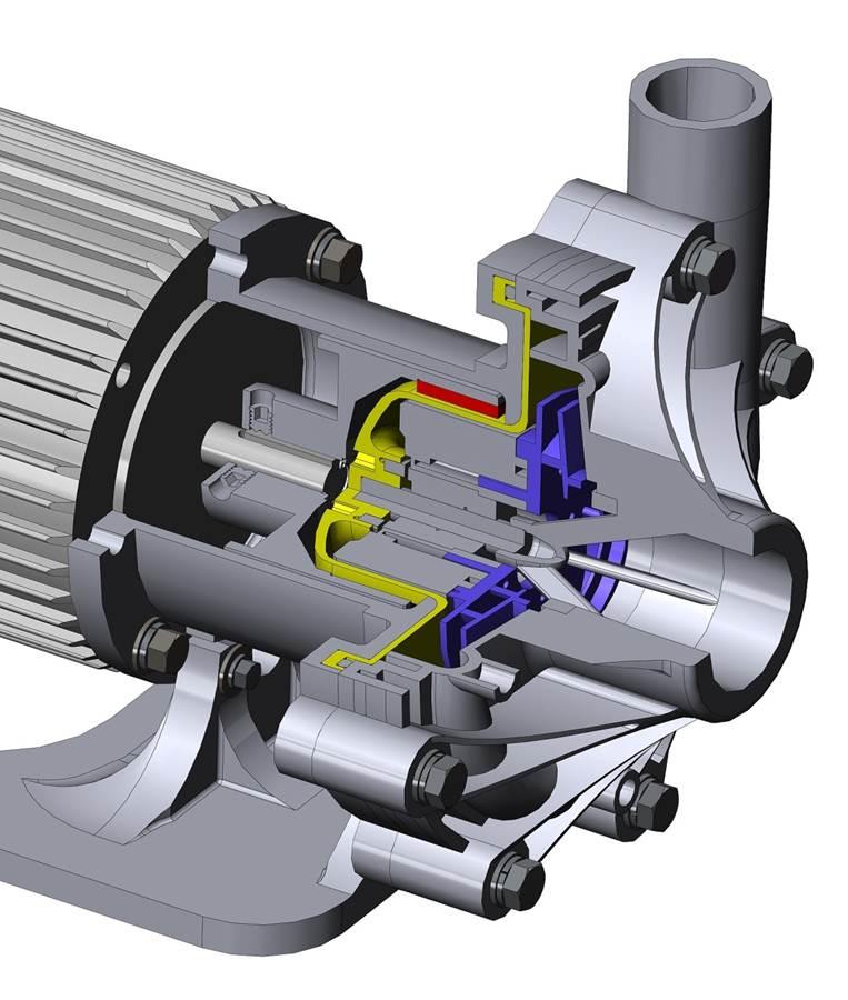 Bomba centrifuga finish thompson