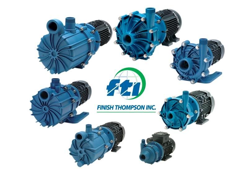 bombas centrifugas finish thompson