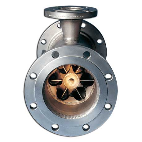 Inyector de vapor